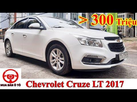 Bán xe Chevrolet Cruze LT đời 2017 giá hơn 300 triệu | Mua bán ô tô