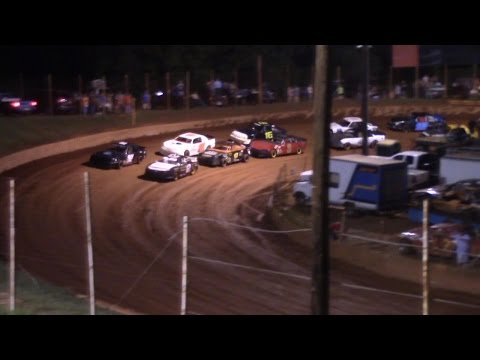 Winder Barrow Speedway Stock Four Cylinders 9/3/16