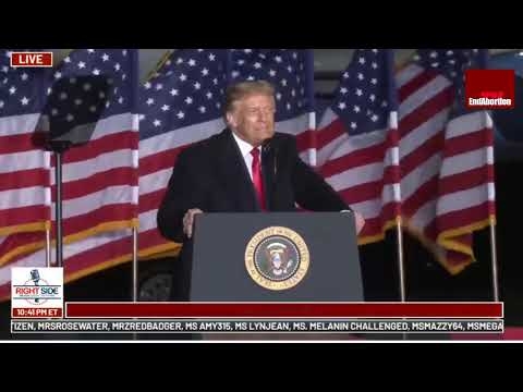 Watch LIVE: President Trump Holds Campaign Event in Mosinee, WI 9/17/20
