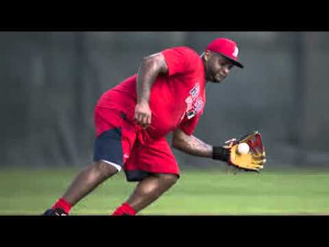 Pablo Sandoval reports to Boston Red Sox spring training without expected weight loss