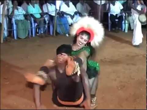 Karakattam Kuravan Kurathi very hot midnight dance part26
