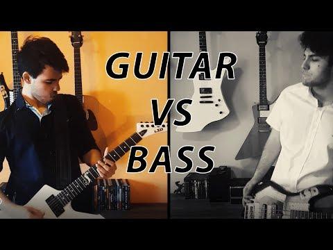 Download Youtube: Guitar VS Bass - Vol.1