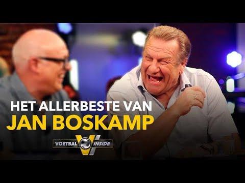 COMPILATIE: Het allerbeste van Jan Boskamp!  - VOETBAL INSIDE
