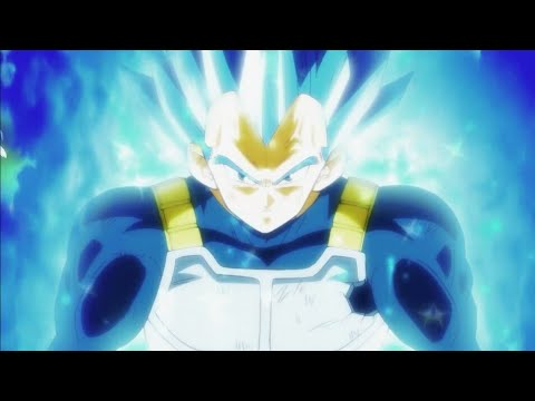 Vegeta Breaks His Limits - Dragon Ball Super (English Sub)