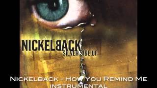 Nickelback - How You Remind Me ( Instrumental Mix )