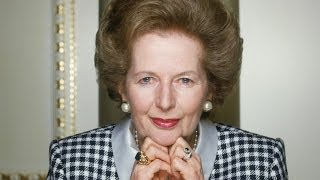 Margaret Thatcher, British Conservative Hero, Dies at 87