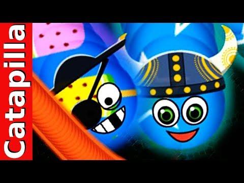 Wormate.io Gameplay Amazing Tiny Worm Pro Skill Hunting Biggest Worms