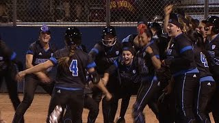 Recap: Gabrielle Maurice completes UCLA's comeback over ASU with walk off homer