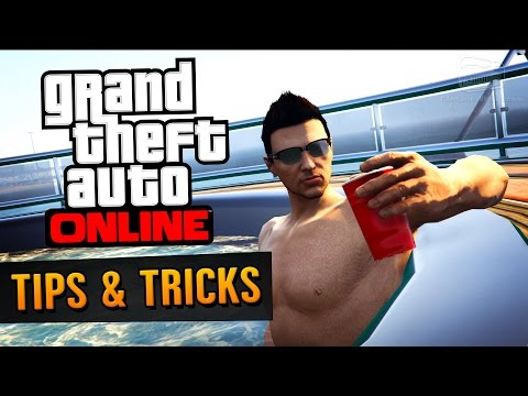 GTA Online Tips & Tricks - VIP Missions, Discounts & Weekend Event