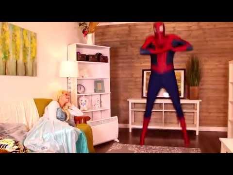 Elsa & Spiderman crybaby Bubble Gum New Episodes! Gumball Superhero Frozen Play Doh Stop Motion