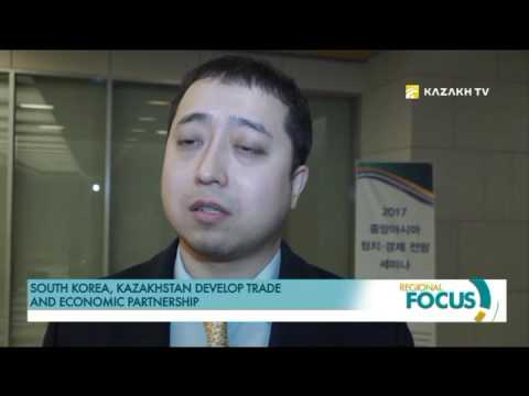 South Korean businessmen learn about Kazakhstan's investment climate