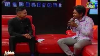 Coulisse 24 juillet 2016 ISAAC DE PAUL BY TV PLUS MADAGASCAR