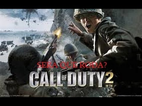 Call of duty 2 em pc fraco + Dowload do jogo