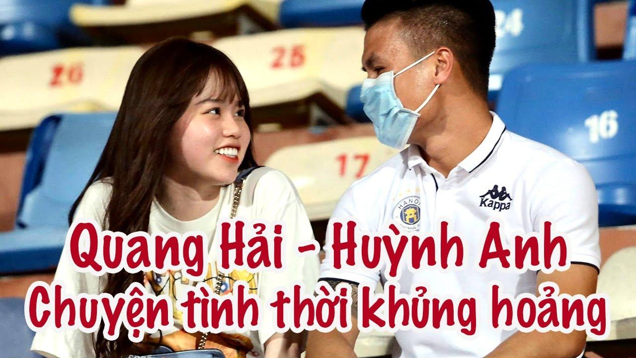 Quang Hải - Huỳnh Anh & chuyện tình thời khủng hoảng