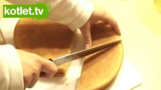 Tort z lukrem plastycznym ptak - KOTLET.TV