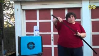 Super Funny Ninja Boy - Swords Skill