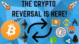 The Bitcoin Market Reversal IS HERE! This Is WHY! (A Cryptocurrency Macro Analysis)