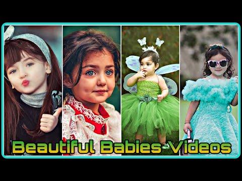 Part-5 Cute Babies 😍 Shararati & Lovely Tiktok Videos| Cute Babus Video | Tiktok Ki Duniya