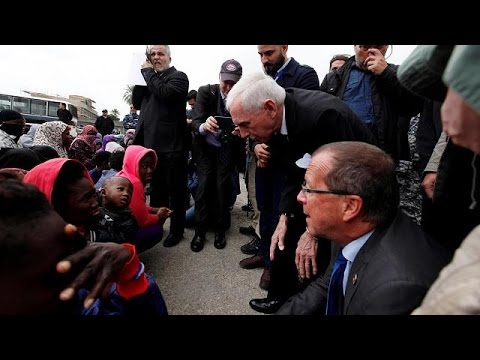 IOM offers Libya support to improve conditions for migrants