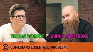 Comedians lösen Weltprobleme - mit Johnny & Thomas | Übergewicht |Comedy Central DE