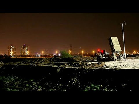 Rockets Fired at Tel Aviv From The Gaza Strip. First Since 2014...