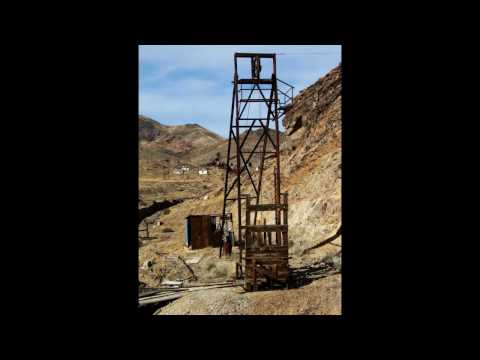 Mining by Rawhide NV, on route 839