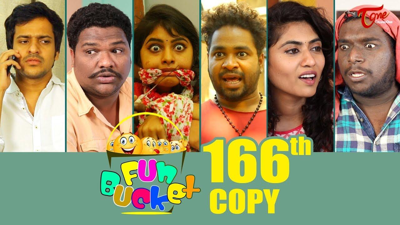 fun-bucket-166th-episode-funny-videos-telugu-comedy-web-series-by-sai-teja-teluguone
