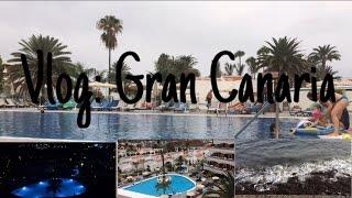 Vlog Gran Canaria! (Vakantie vlog)