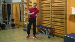 Tricipiti senza attrezzi: 3 esercizi difficili - Personal Trainer #15
