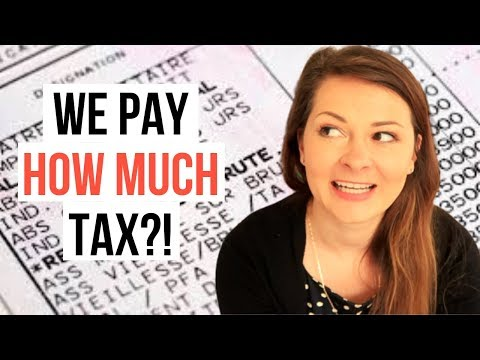 INCOME TAX FRANCE - THE FRENCH PAYSLIP | French Tax Rates And Social Charges
