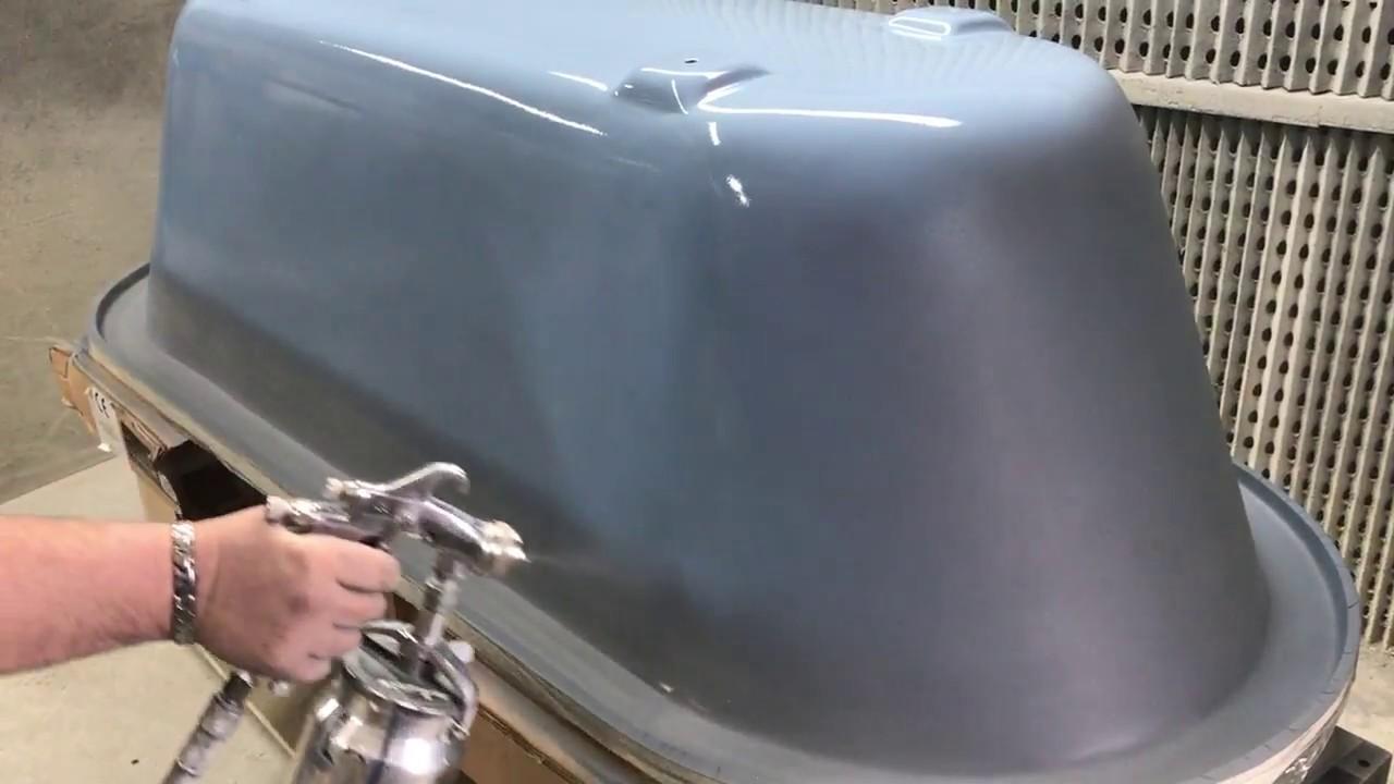 painting a bath 13