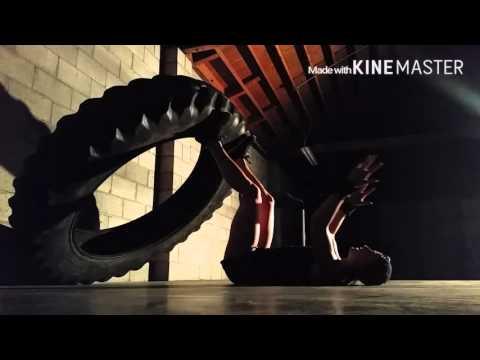 Smashley motivational workout video
