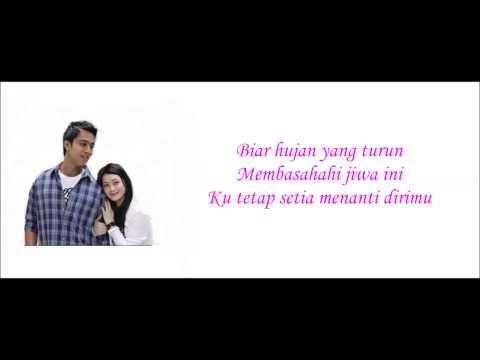 Aliff Aziz & Adira - Keajaiban Cinta (lirik)