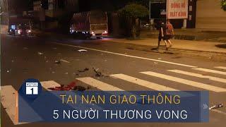 Bình Phước: 2 vụ tai nạn giao thông, 5 người thương vong | VTC1