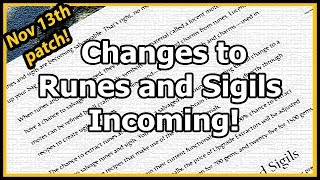 Guild Wars 2  - Changes to Runes and Sigils Incoming!