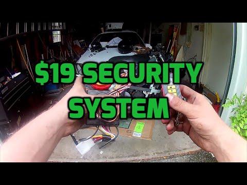 1986 Ninja 600 Streetfighter - Motorcycle Security System/Alarm - Part 13