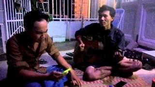 (LIVE) Về đâu mái tóc người thương - Duy Nam cover _ Quốc Thái guitar