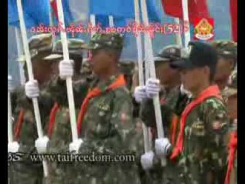 Shan  Resistance  Day  - Sai  Yee's  Speech 3/3