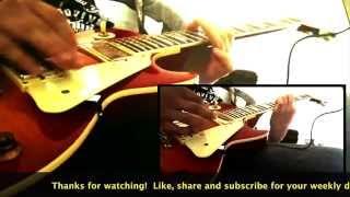 Darude - Sandstorm (Guitar Rock Cover)
