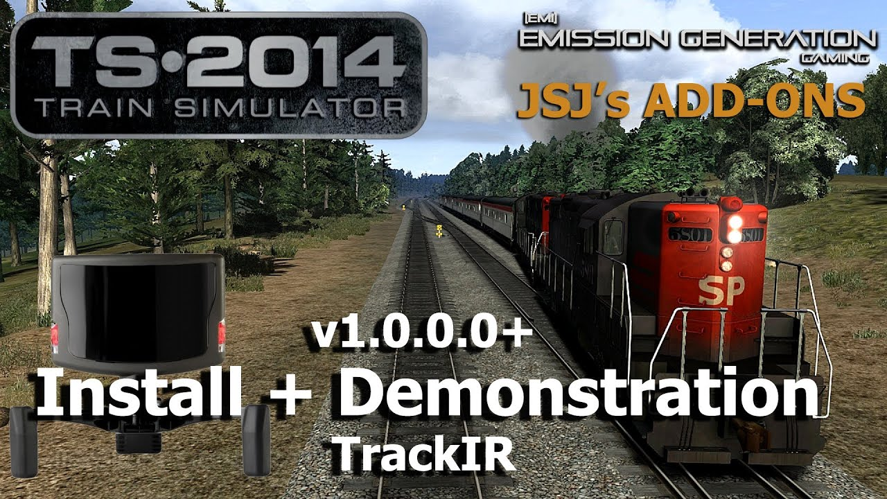 Install and Demonstration - JSJ's TrackIR Add-On [v1 0 0 0+]