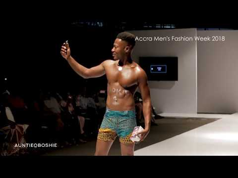 Accra Men's Fashion Week _ 2018