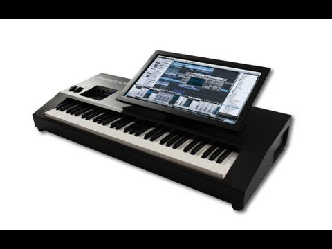 StudioBLADE Gen3 Keyboard Production Station