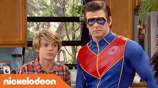 Henry Danger | 'Man of the House' Official Clip | Nick