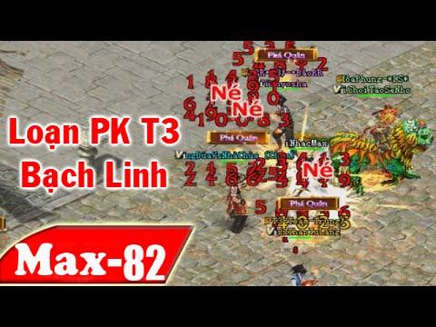 Bạch Linh - Nửa Đêm loạn Thiên 3 - Những trận Pk VL2 Không hồi Kết | | NhacMax -P82