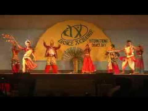 Persadaku Seni Dancers from Singapore - DANCE XCHANGE