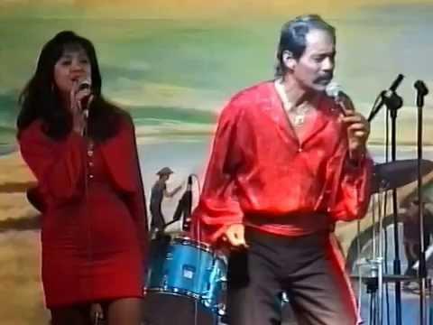 Kau bukan dirimu - The Entertainers '95 met de Filipijnse zangeres Fe' Abrea
