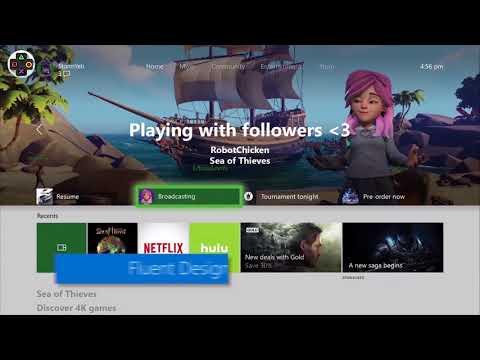 Новые 3D-аватары будут интегрированы на главный экран Xbox One: видео