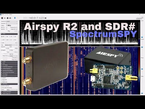 UK Most Popular Activities, Kit and Accessories Airspy