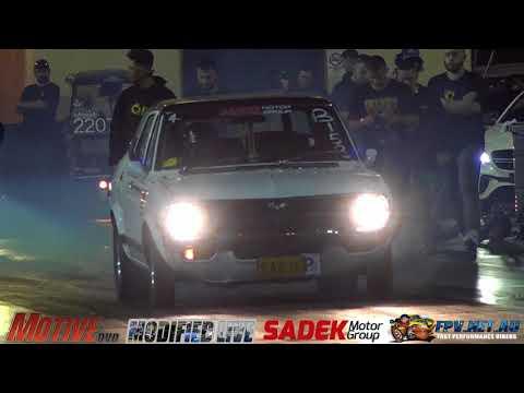 SADEK MOTOR GROUP PAC PERFORMANCE RX4 8.92 @ 151 MPH AT MODIFIED LIVE 2
