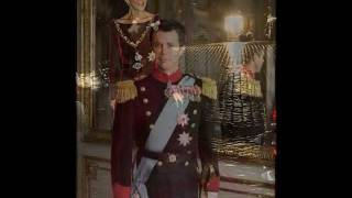 Future Queen Mary and Future King Frederik of Denmark